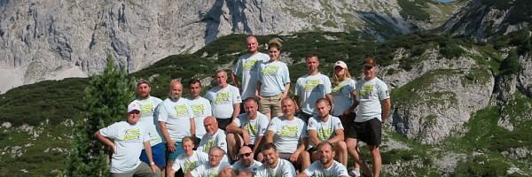 Letnia eksploracja w austriackim masywie Tenn...